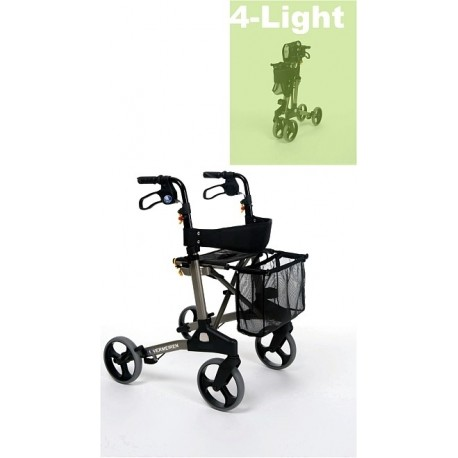 ROLATOR 4-LIGHT