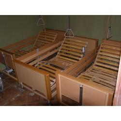 Używane łóżka rehabilitacyjne.