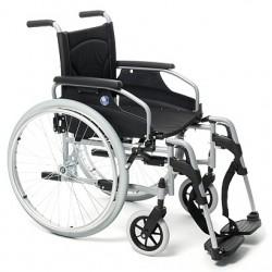 Inwalidzki wózek aluminiowy V 100